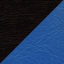 Иск. черно-синяя кожа +100 р.