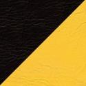 Иск. черно-желтая кожа +100 р.