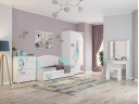 Детская мебель Гламур