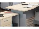 Мебель для персонала Offix New (дуб сонома)