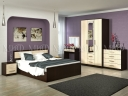 Спальный гарнитур Фиеста (Миф)