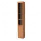 Шкаф для книг узкий 203 Гарун