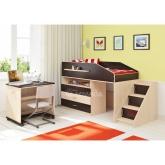 Детская кровать Легенда 12.2 со столом