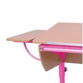 Приставка боковая (бук/розовая)