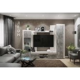 Комплект мебели для гостиной Леон №1