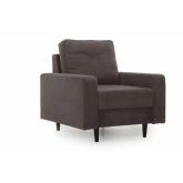 Кресло для отдыха Лоретт коричневый