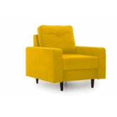 Кресло для отдыха Лоретт желтый