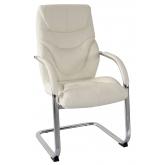 Кресло для посетителей Vegard ML Beige