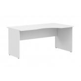 Письменный стол СА-1 правый Imago белый