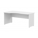 Письменный стол СА-1 левый Imago белый