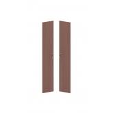 Дверь Д-1 комп. (Пр/Л) Imago ясень
