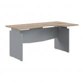 Письменный стол OCET 169 R Offix New сонома
