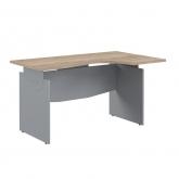 Письменный стол OCET 149 R Offix New сонома
