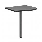Стол-приставка OKD 64 L Offix New легно