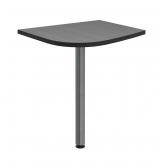 Стол-приставка OKD 64 R Offix New легно