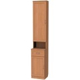 Шкаф для прихожей с полками и ящиком ПР1 Гарун
