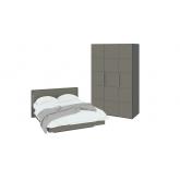 Спальный гарнитур стандартный набор «Наоми» ГН-208.000