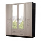Шкаф 4-дверный Роберта