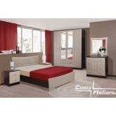 Комплект мебели для спальни №1 Роберта