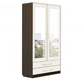 Шкаф 2-дверный с ящиками Токио (вудлайн)
