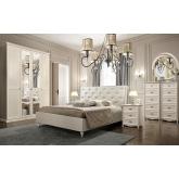 Комплект мебели для спальни №4 Венеция (дуб седан)
