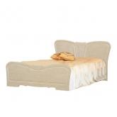 Кровать №1 1400 Верона (жемчуг глянец)