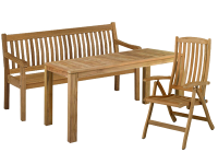 Мебель для дачи из дерева