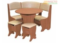 Со столом и стульями