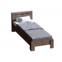 Кровать 900 Соренто (Дуб стирлинг)