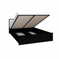 Кровать 1800 Люкс Амели 101 с подъемным механизмом (венге)