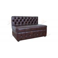 Кухонный диван Честер Софт со спальным местом ДЧСМТ-03