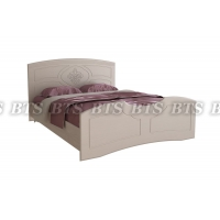Кровать Лилия МДФ 1,6