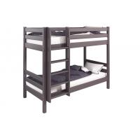 Двухъярусная кровать Соня 9 с прямой лестницей (Лаванда)