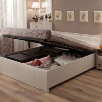 Кровать 1400 с подъемным механизмом Марсель 33.2