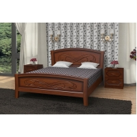 Кровать из массива Карина-16 (140 см)