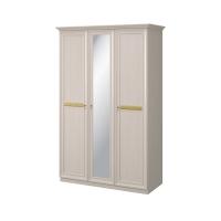 МК-58 Шкаф 3-х дверный для платья и белья № 315