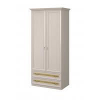 МК-58 Шкаф 2-х дверный для белья и платья №317