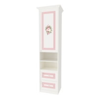 Шкаф комбинированный Алиса (Мебельсон)
