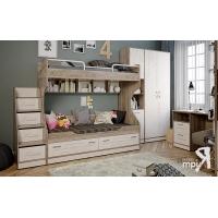 Набор детской мебели Брауни ГН-313.002