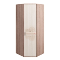 Шкаф угловой для одежды Британия 52.03