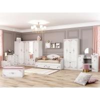 Комплект мебели подростковой комнаты №2 Эльза