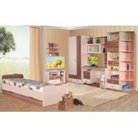 Комплект мебели для детской комнаты №1 Евро