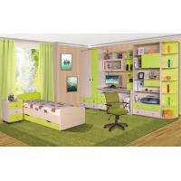 Комплект мебели для детской комнаты №2 Евро