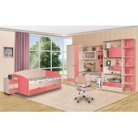 Комплект мебели для детской комнаты №3 Евро