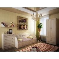 Комплект мебели для детской комнаты Фанки Кидз Классика №3