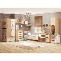 Комплект детской мебели Фристайл (композиция 1)
