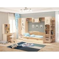 Комплект детской мебели Фристайл (композиция 4)