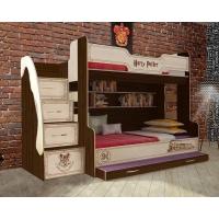 Двухъярусная кровать Гарри Поттер ГП-21