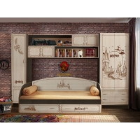 Комплект детской мебели Гарри Поттер №1