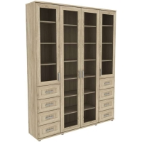 Шкаф для книг 504.06 Гарун-К